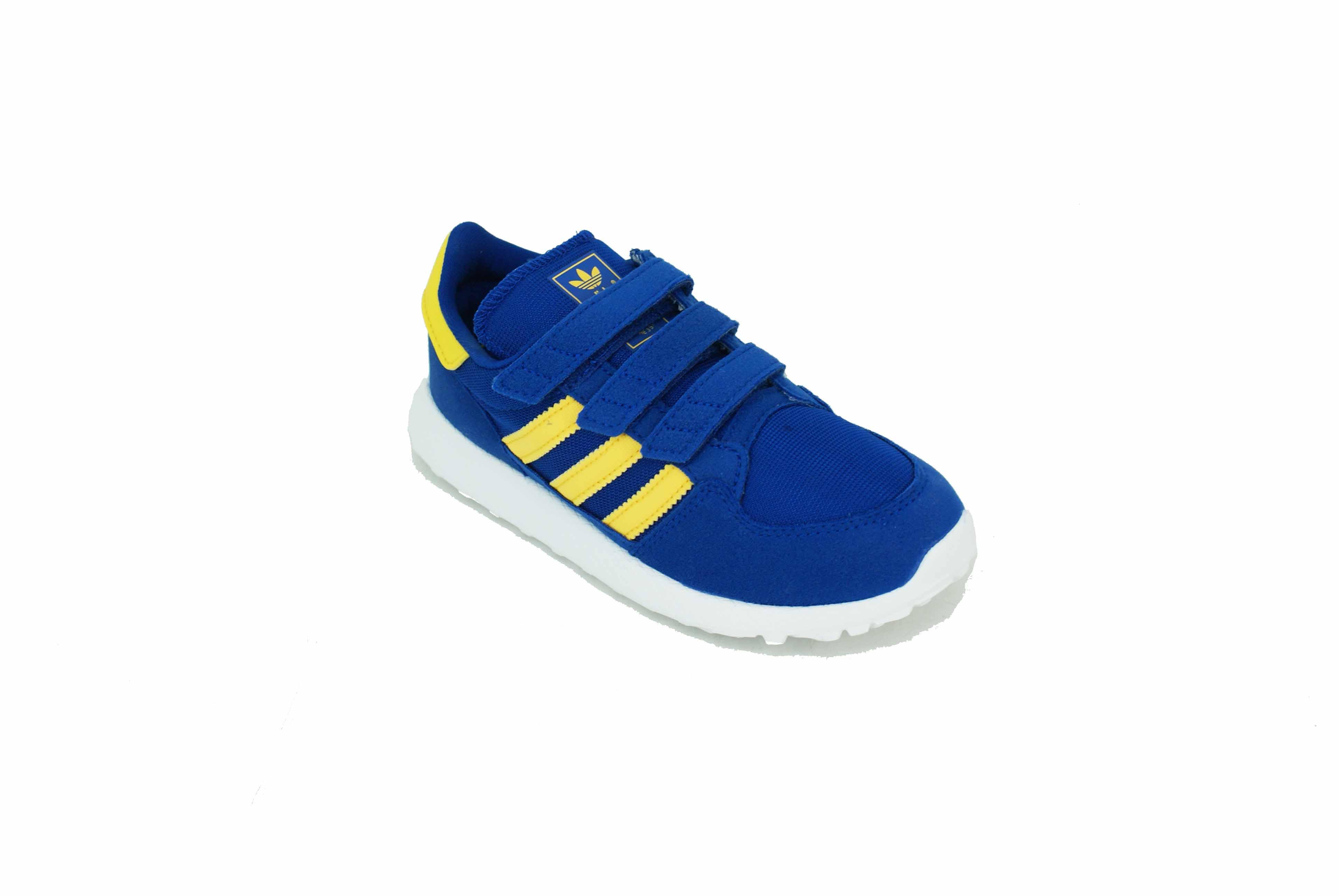 Desfavorable Partido engranaje  Zapatilla Adidas Forest Grove CF Azul/Amarillo Niño Deporfan - Zapatillas -  Ninos - E-Shop