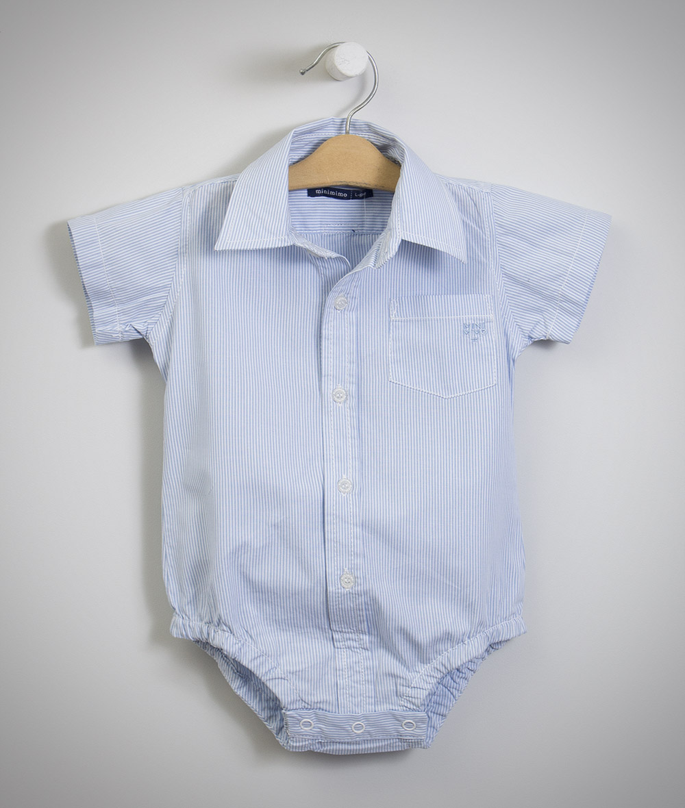 f18873d00 BODY CAMISA MINI MIL RAYAS MC