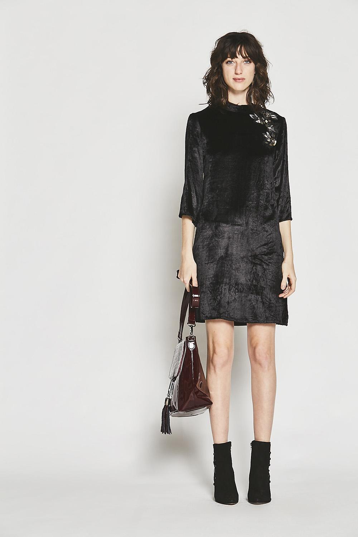 Vestido Polera Breton - Sale - CyberFashion 367dca17f9d5e