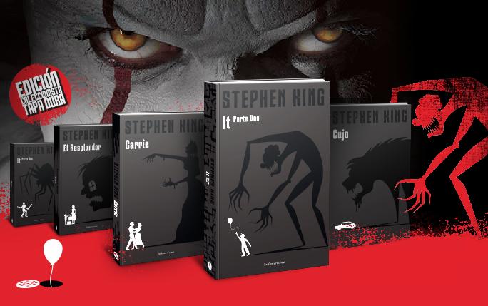 Reviví en esta colección las historias más aterradoras de King. Personajes perversos, mundos escalofriantes, pesadillas donde todo puede suceder. Y lo peor siempre está por llegar.