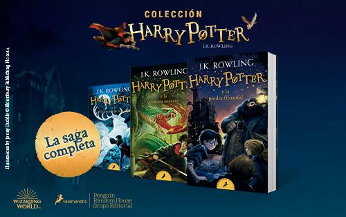 La magia llega en una edición especial, con tapas modernas y renovadas. Coleccioná la saga completa de la historia más fantástica de todos los tiempos.