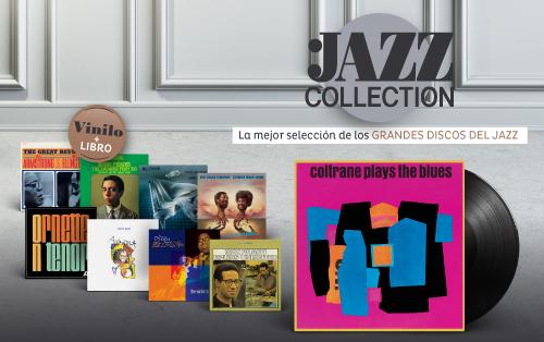 Suscribite a la mejor selección de los discos de Jazz y recibí mes a mes ejemplares para completar tu colección