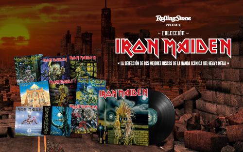 Suscribite y recibí la la mejor selección de discos de la banda icónica del Heavy Metal