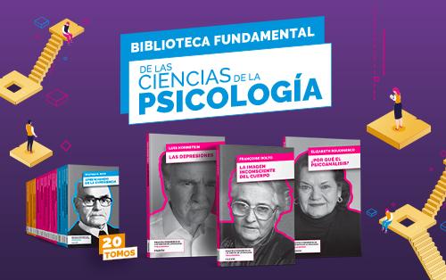Una colección con las ideas mas relevantes sobre el estudio de la mente y el espíritu humano.