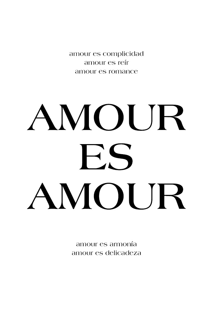 Caro Cuore Amour