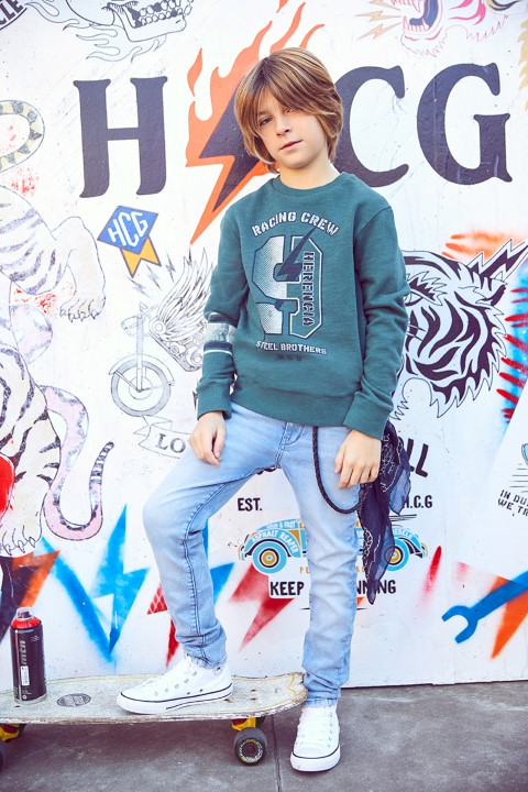 Look 11 Herencia Boys ss19