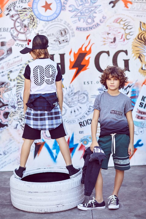 Look 53 Herencia Boys ss19