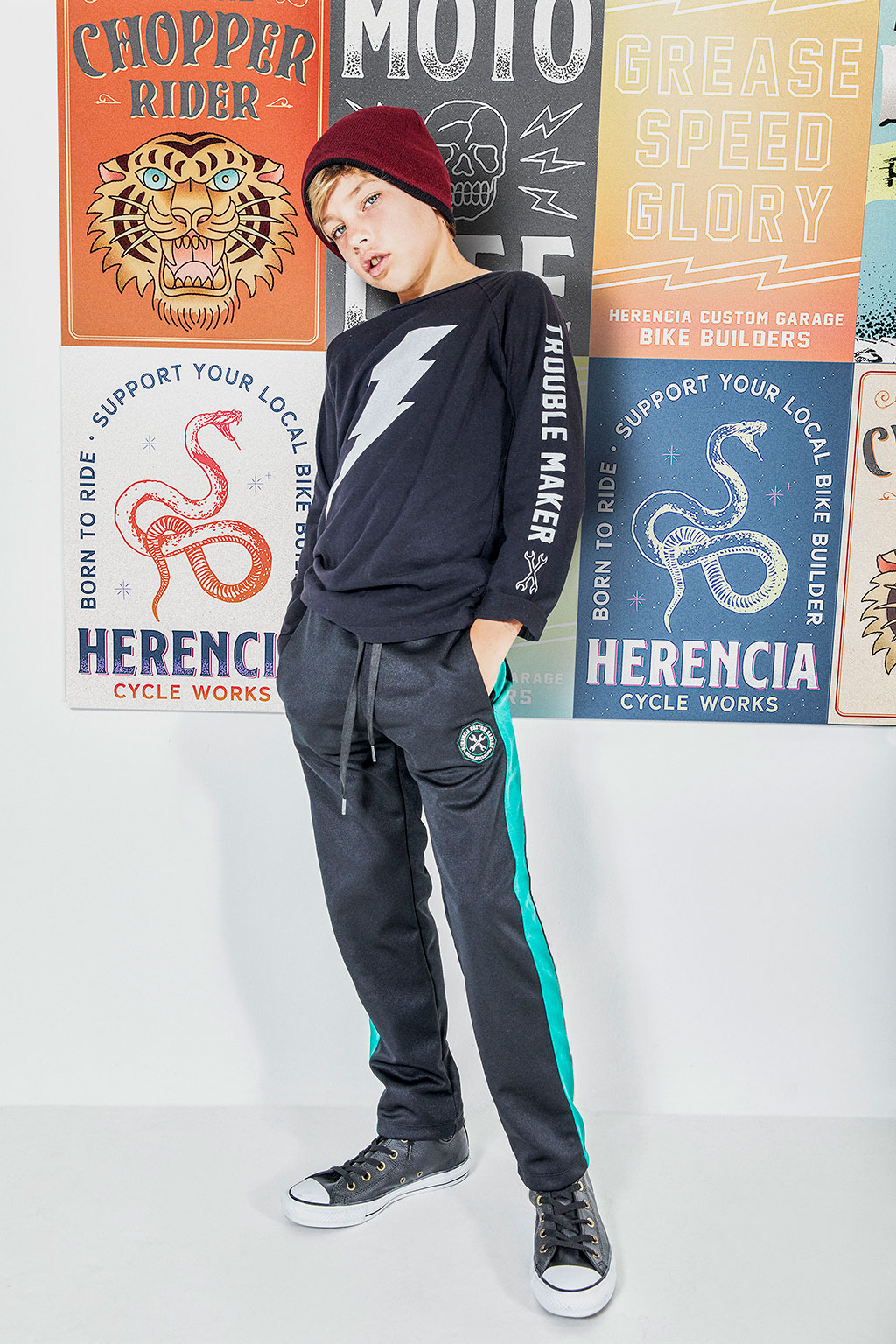 Look 5 Herencia 18