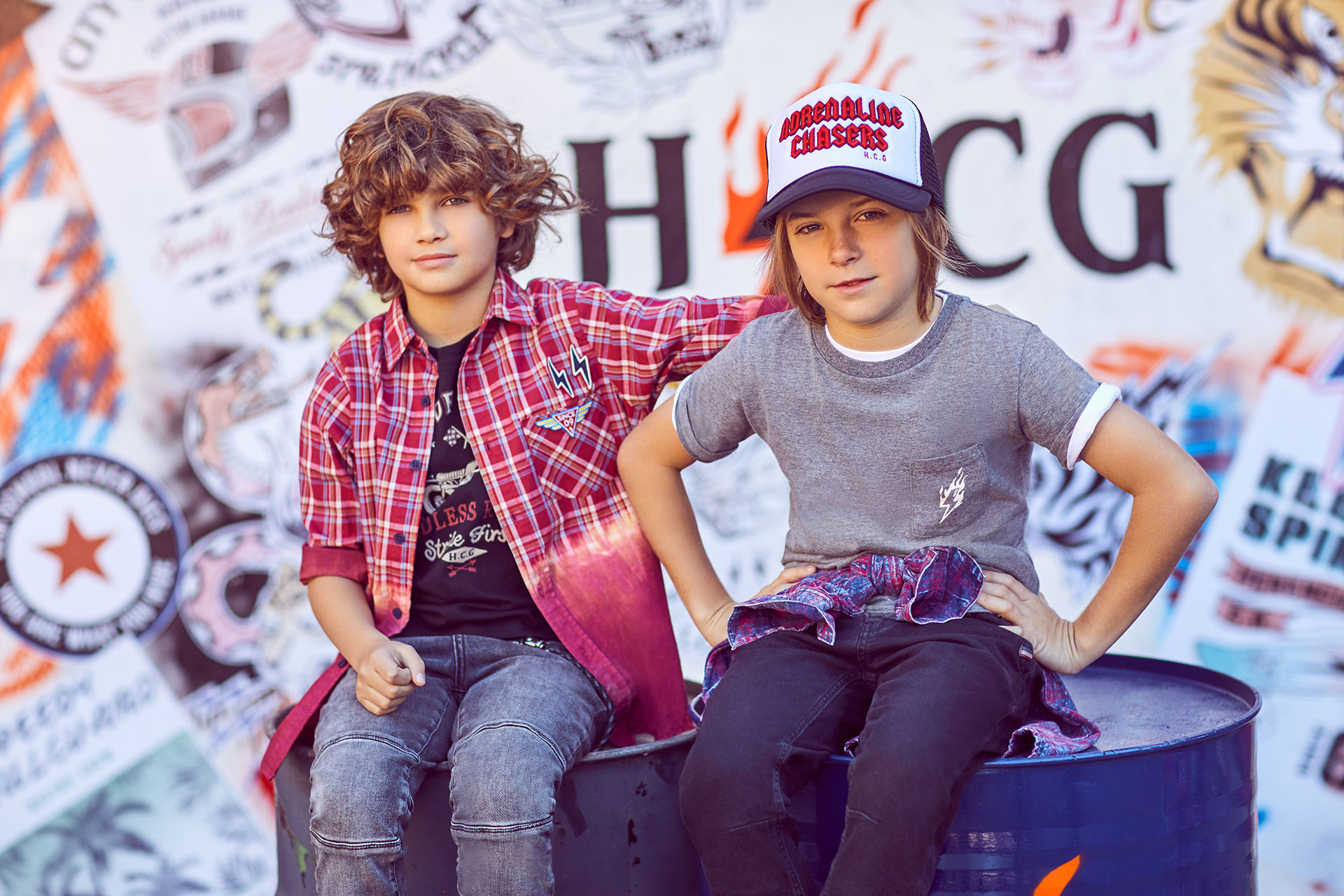 Look  Herencia Boys ss19
