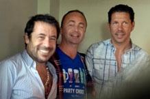 Pablo Sönne, CEO Rever Pass compartiendo en Madrid, una tarde con amigos