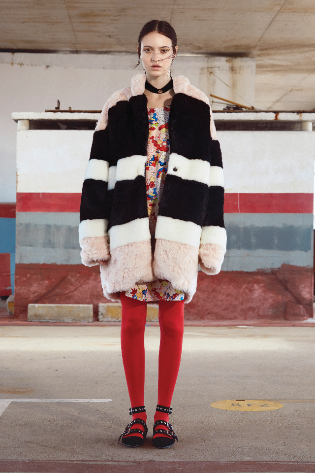 Look 2 Complot AW17
