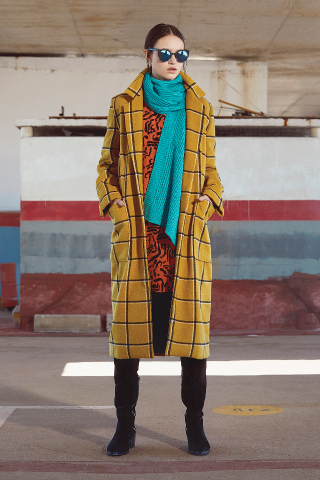 Look 7 Complot AW17
