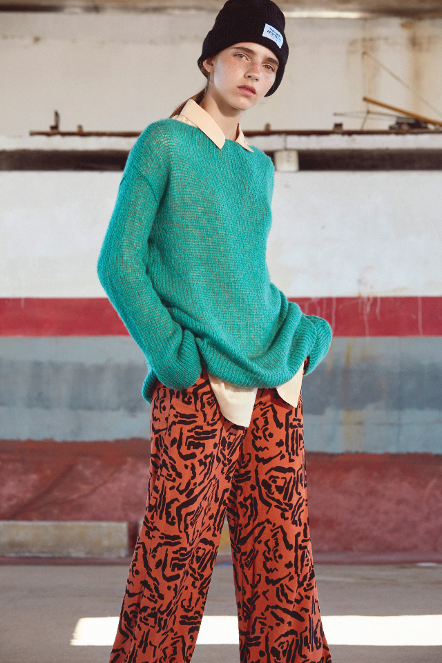Look 8 Complot AW17