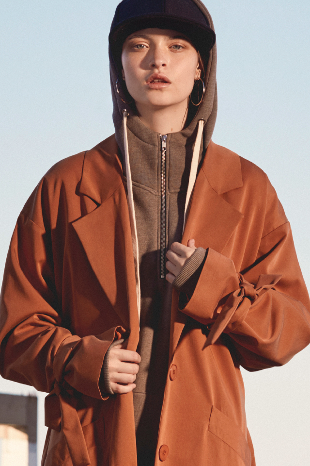 Look 10 Complot AW17