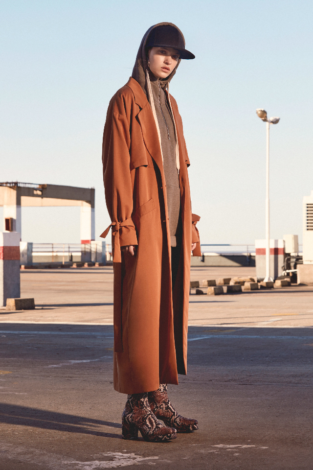 Look 11 Complot AW17