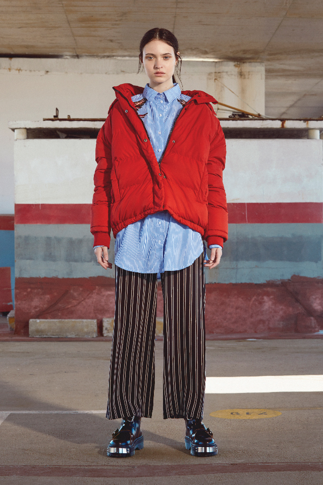 Look 16 Complot AW17