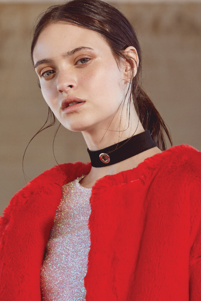 Look 18 Complot AW17
