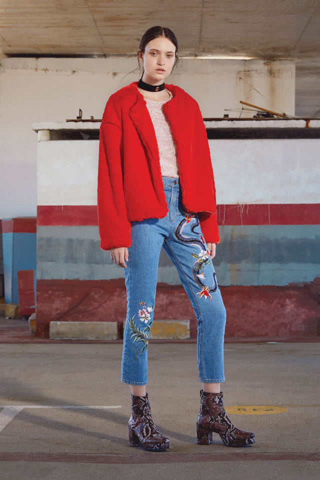 Look 19 Complot AW17