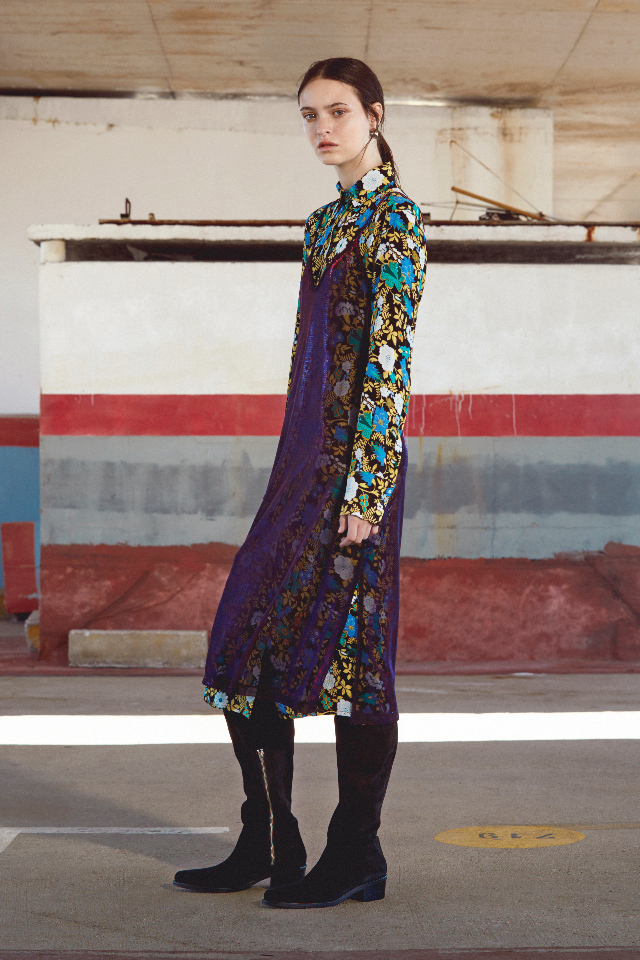 Look 30 Complot AW17