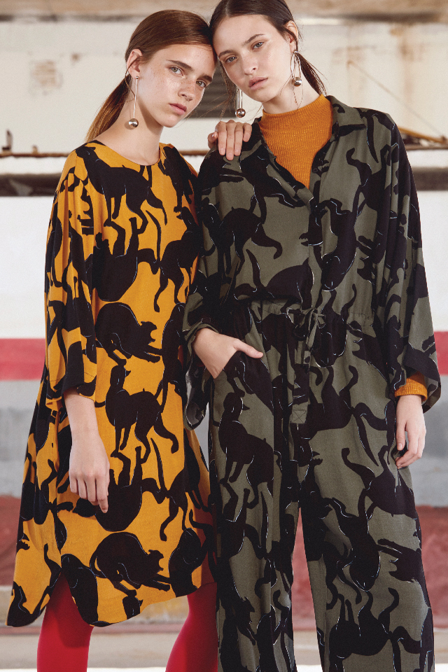 Look 32 Complot AW17