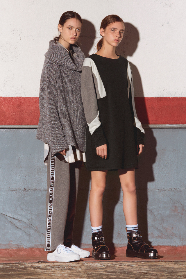 Look 34 Complot AW17
