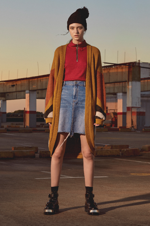 Look 40 Complot AW17