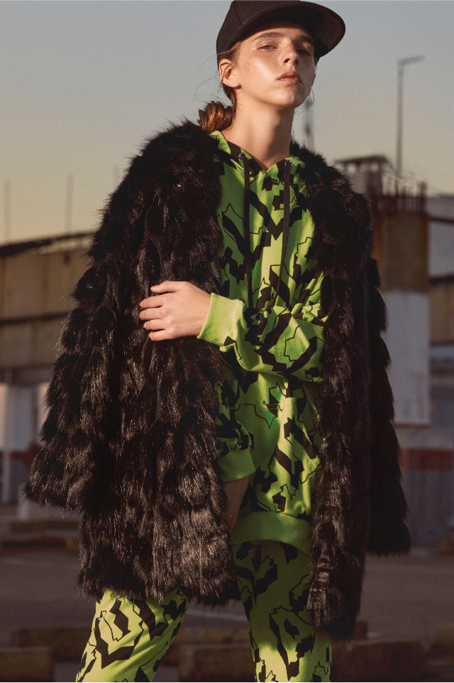 Look 50 Complot AW17