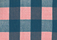 Pink - Dress Blue Plaid