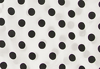 White-Black Dots